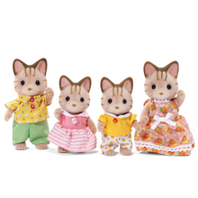 Load image into Gallery viewer, Calico Critters - Sandy Cat Family