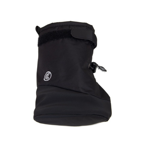 Calikids Waterproof Booties -  Black