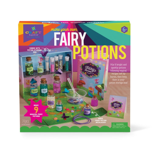 Craft-tastic - Fairy Potion Kit