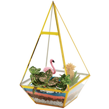 Load image into Gallery viewer, Creativity For Kids - Tropical Terrarium Craft Kit