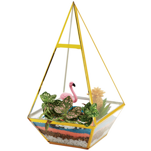 Creativity For Kids - Tropical Terrarium Craft Kit