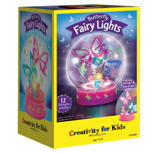 Creativity for Kids - Butterly Fairy Lights