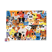 Load image into Gallery viewer, Crocodile Creek - 72-piece Floor Puzzle - Lots of Dogs