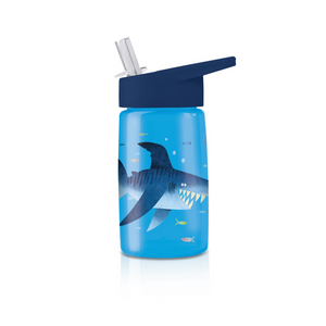 Crocodile Creek - Tritan Water Bottle - Shark City