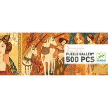Load image into Gallery viewer, Djeco - 500 Piece Puzzle - Unicorn Garden
