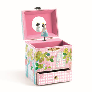 Djeco - Musical Jewellery Box - Enchanted Palace