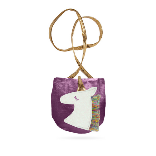 Fancy Unicorn Petite Purse