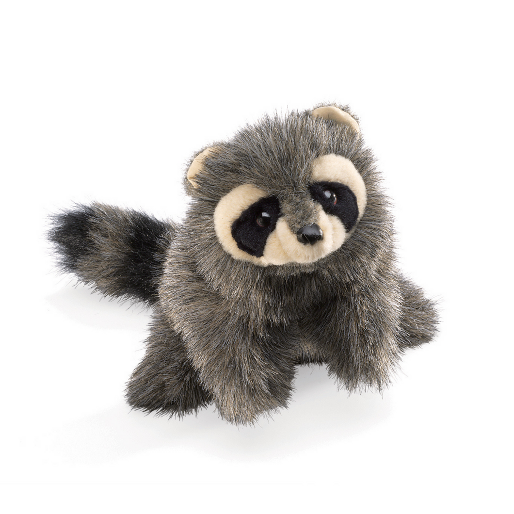 Folkmanis - Baby Raccoon Puppet