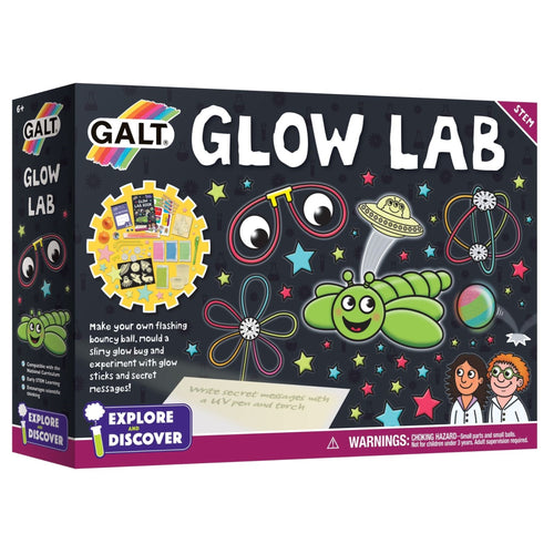 Galt  - Explore and Discover Glow Lab