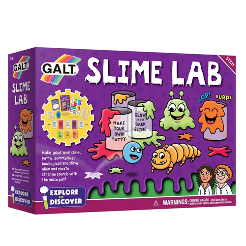 Galt - Explore and Discover Slime Lab