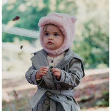Load image into Gallery viewer, Millymook - Baby Trapper Winter Hat - Pea - Pink  - Large