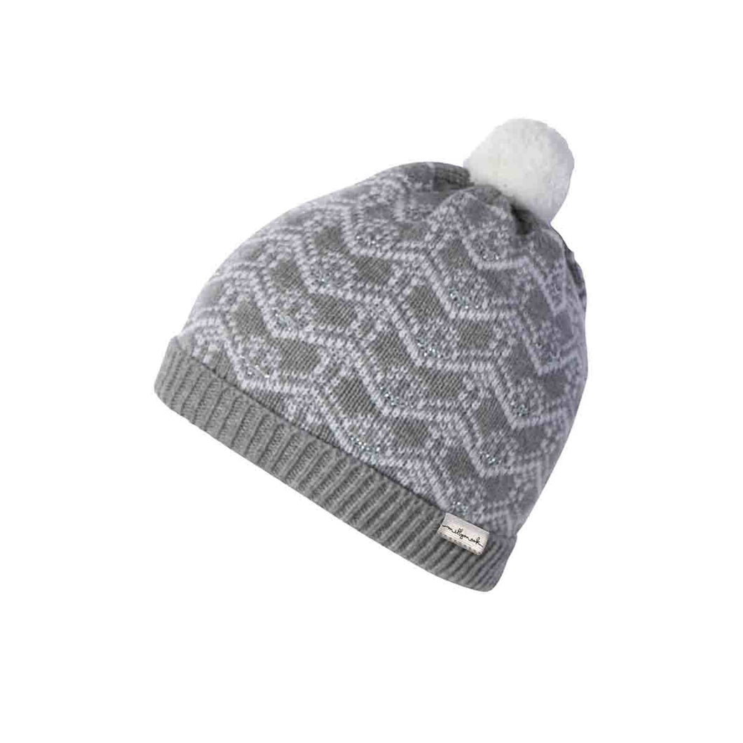Millymook - Winter Hat - Phoebe - Grey