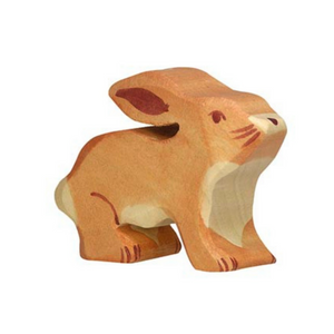 Holztiger - Wooden Small Hare