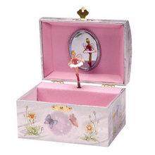 Load image into Gallery viewer, Iridescent Fairy Musical Jewellery Box