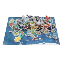 Load image into Gallery viewer, Janod - 350 Piece Puzzle - 3D Educational Puzzle - Myths & Legends