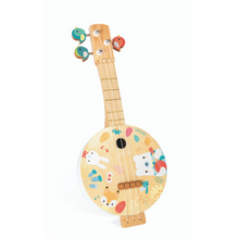 Load image into Gallery viewer, Janod - Wooden Banjo