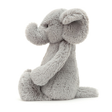 Load image into Gallery viewer, Jellycat - Bashful Silver Elephant - Medium