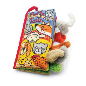 Jellycat - Fluffy Tails Activity Book