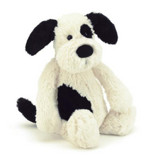 Load image into Gallery viewer, Jellycat - Bashful Black & Cream Puppy