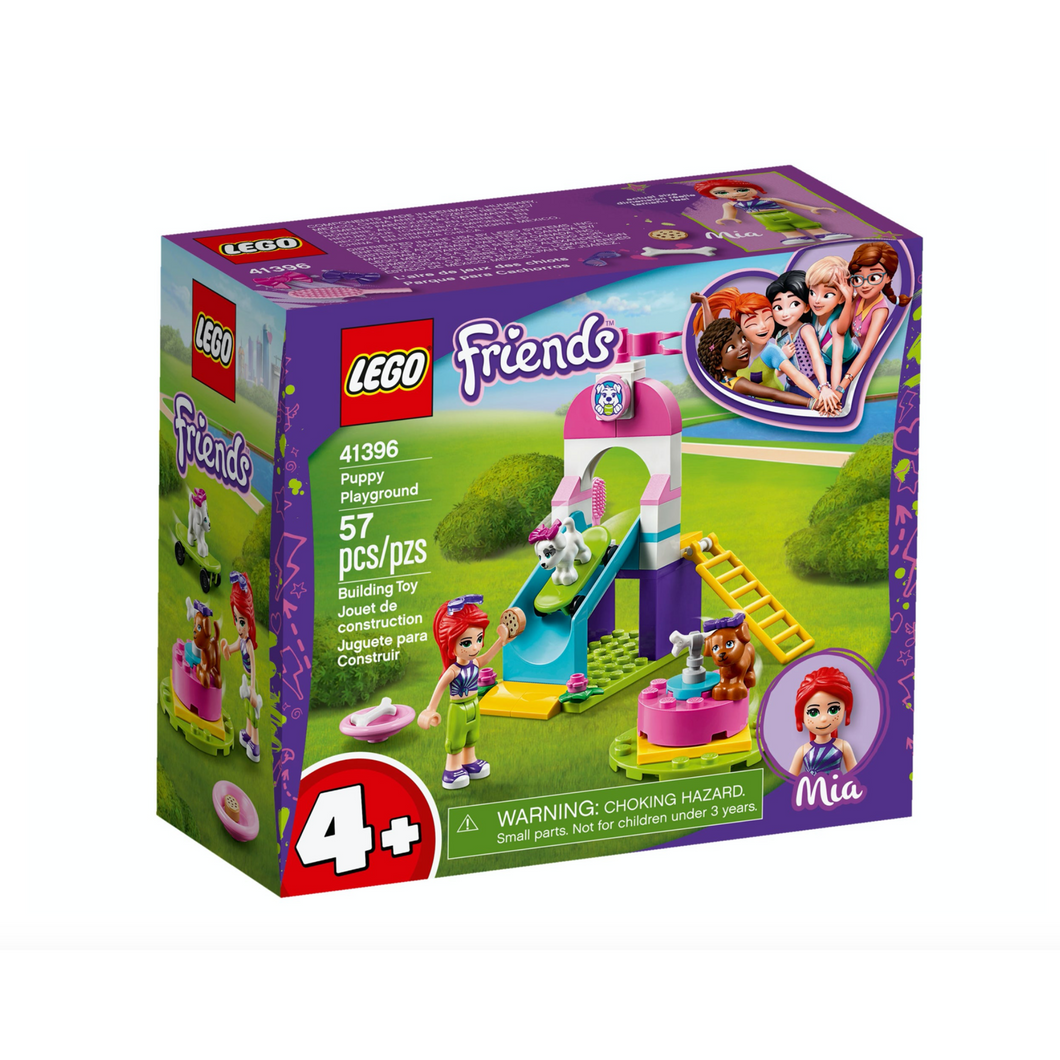 LEGO - Friends - Puppy Playground