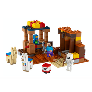 LEGO - Minecraft - The Trading Post