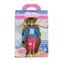 Load image into Gallery viewer, Lottie Doll - Cool 4 School