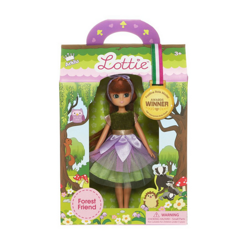 Lottie Doll - Forest Friend