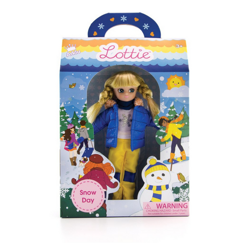 Lottie Doll - Snow Day