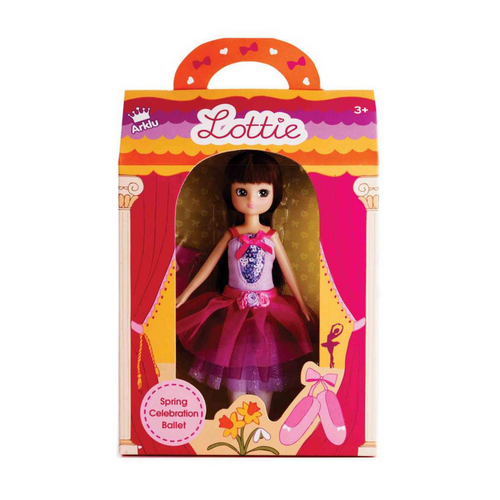 Lottie Doll - Spring Celebration Ballet