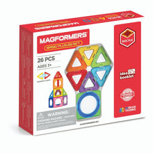 Load image into Gallery viewer, Magformers - 26 piece set