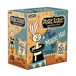 Magic Rabbit Deluxe Magic Hat Set