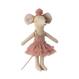 Maileg-  Dance Mouse, Big Sister - Mira Belle