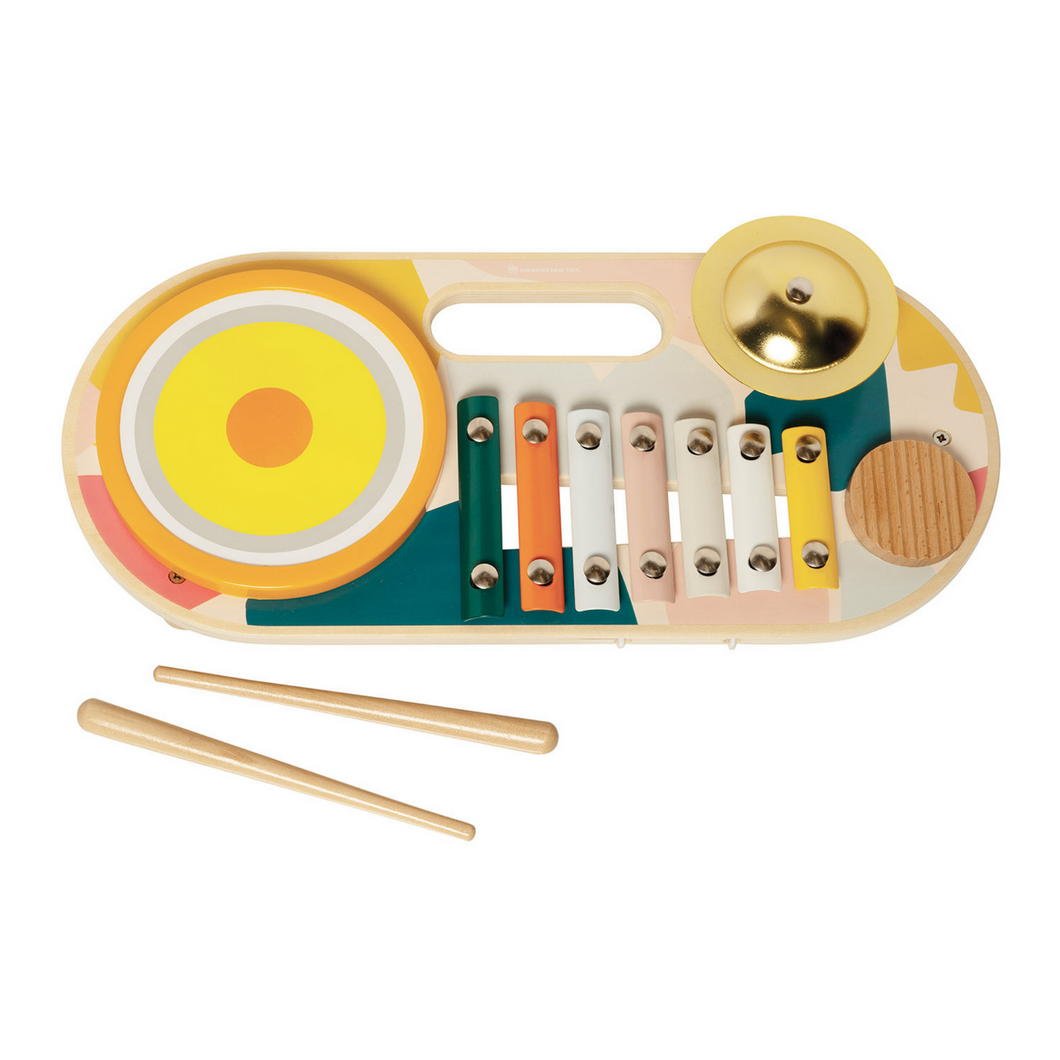 Manhattan Toy - Beats to Go Musical Toy