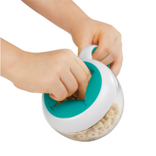 Load image into Gallery viewer, OXO - Flippy Snack Cup - Teal