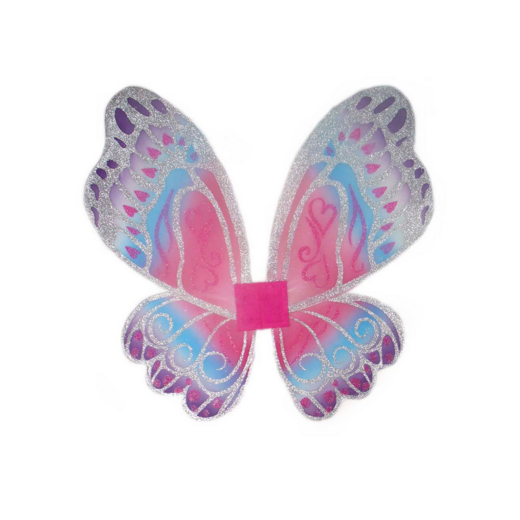 Pink Royal Glimmerwind Wings