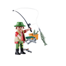 Load image into Gallery viewer, Playmobil - Fisherman - Special Plus