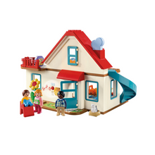 Load image into Gallery viewer, Playmobil 1.2.3 - Family Home