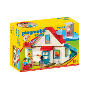 Playmobil 1.2.3 - Family Home