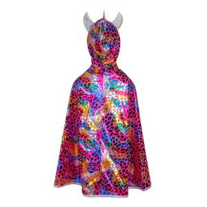 Reversible Dragon to Knight Cape