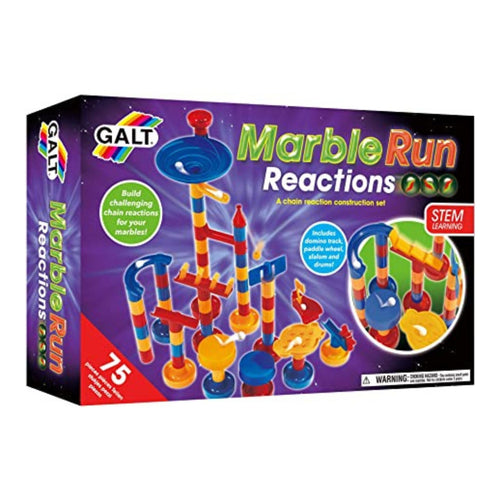 Galt Marble Run - Reactions