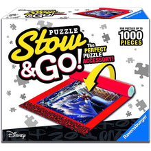 Load image into Gallery viewer, Ravensburger - Disney Stow & Go Puzzle Mat with Sorter
