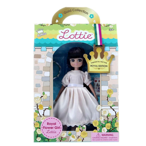 Lottie Dolls - Royal Flower Girl