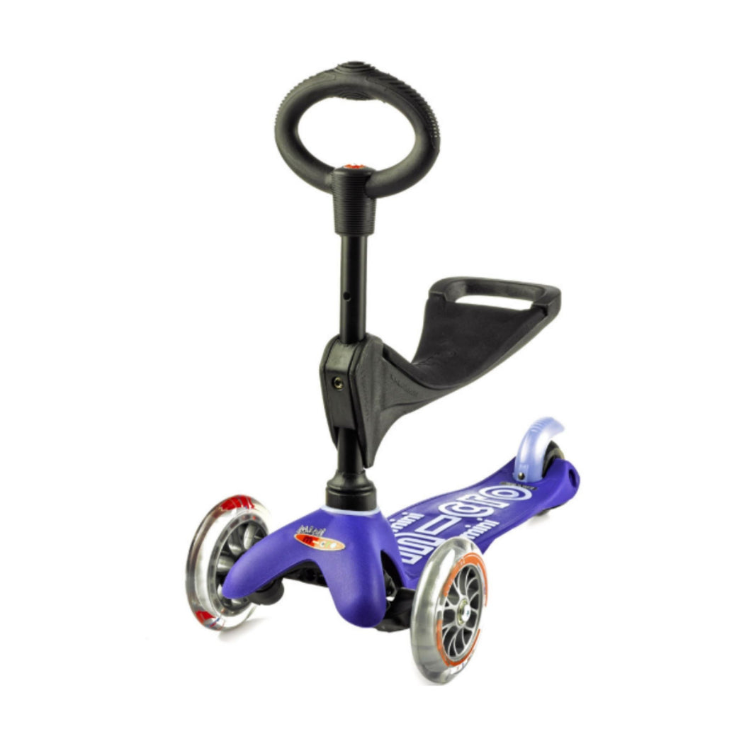 Mini Micro 3in1 Deluxe Scooter