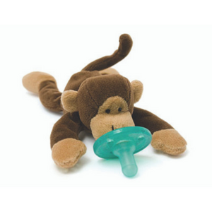 Wubbanub Plush Pacifier - Monkey
