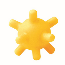 Load image into Gallery viewer, Yellow Teether Ball
