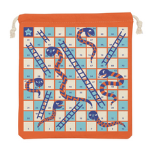 Load image into Gallery viewer, Snakes and Ladders Travel Game