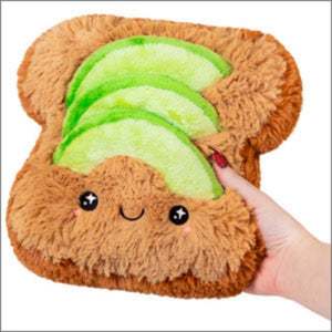 Squishable - Mini Comfort Food Avocado Toast