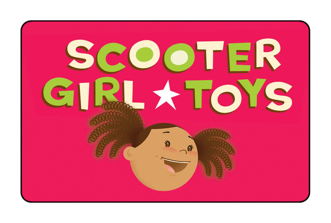 Scooter Girl Toys Gift Card