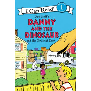 Danny and the Dinosaur and the Girl Next Door