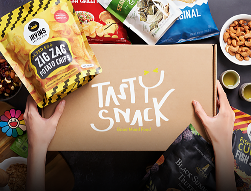 How Tasty Snack created a thriving business in a pandemic